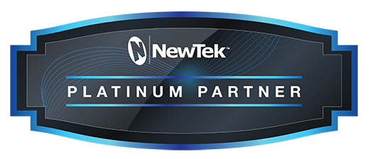 Boxer NewTek channel partner PLATINUM BADGE