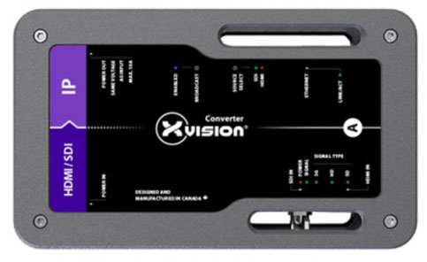 xvision converters