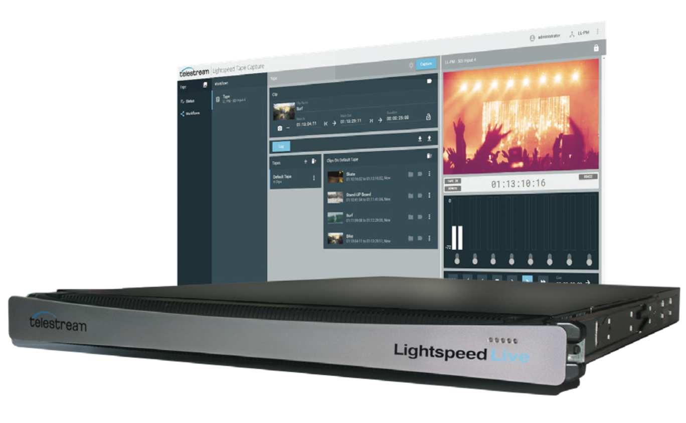 telestream lightspeed live capture 2