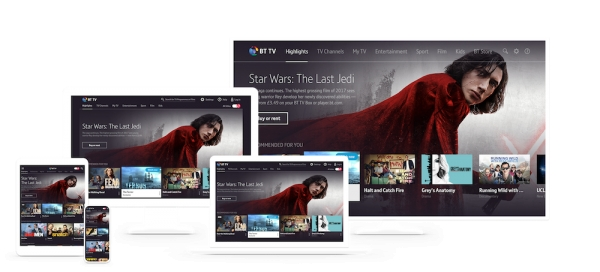 BT TV Adopts Telestream Vantage for Enhanced Multiscreen OTT Media Processing
