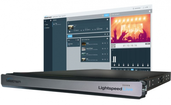 Telestream - Lightspeed Live Capture C2