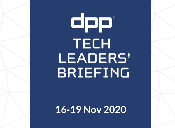 DPP Tech Leaders Briefing 2020
