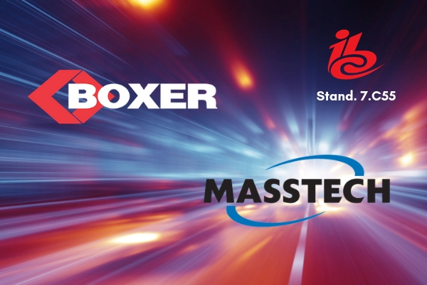 Boxer signs strategic partnership with Masstech at IBC2018