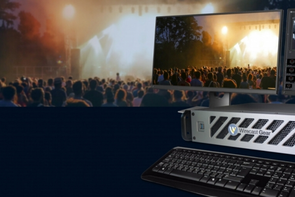 Telestream Announces the Next Generation of Wirecast Gear