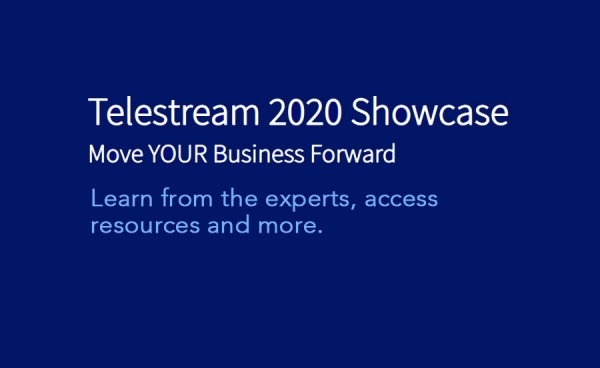 Telestream 2020 Showcase