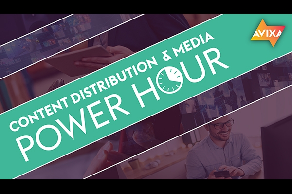 ON DEMAND: CONTENT DISTRIBUTION & MEDIA POWER HOUR