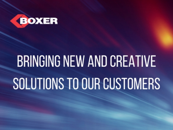 Boxer Systems takes a stand at IBC2018